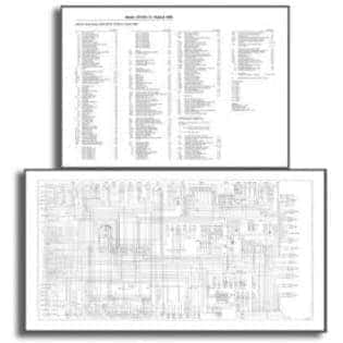 Mercedes Electrical Wiring Diagram Schematic
