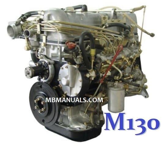 Mercedes Benz M130 Engine Service Repair Manual
