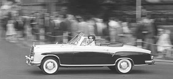 Mercedes W180 Cabriolet Photo