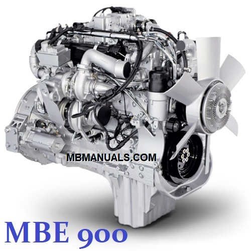 Mercedes Benz Mbe900 Diesel Engine Service Repair Manuals