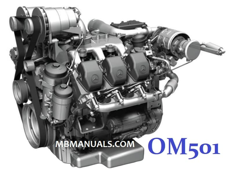Mercedes Benz Om501 La Engine Service Repair Manual  Pdf
