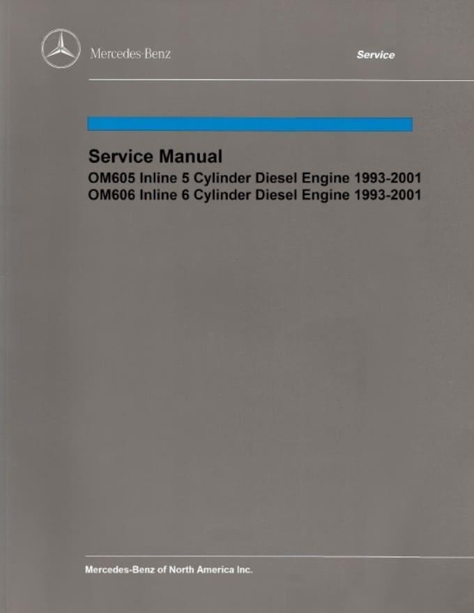Mercedes Benz 463 W463 Service Repair Manual Pdf