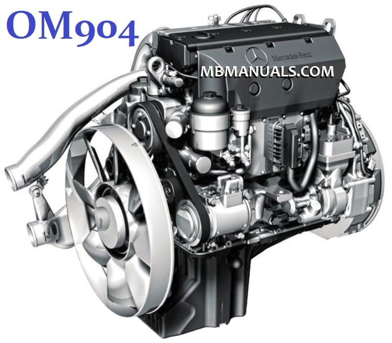 Mercedes Benz OM904 LA Engine Service Repair Manual .pdf